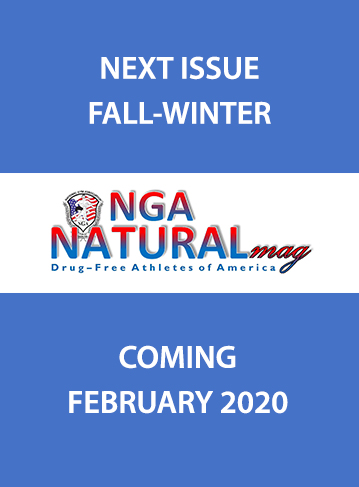 2018 NGA NATURAL mag Spring-Summer Issue