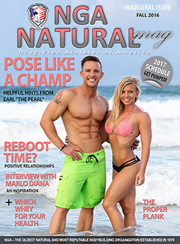 2016 NGA NATURAL mag Fall 2016 Inaugural Issue