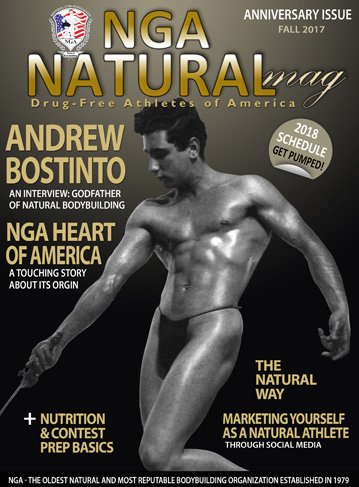 2017 NGA NATURAL mag  First Anniversary 2017 Issue