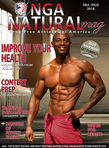 2018 NGA NATURAL mag Fall 2018 Issue